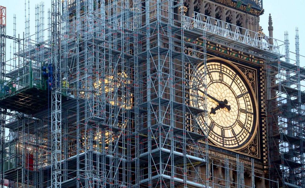 El Big Ben Celebra Su 160 Cumpleaños En Silencio Y En Obras