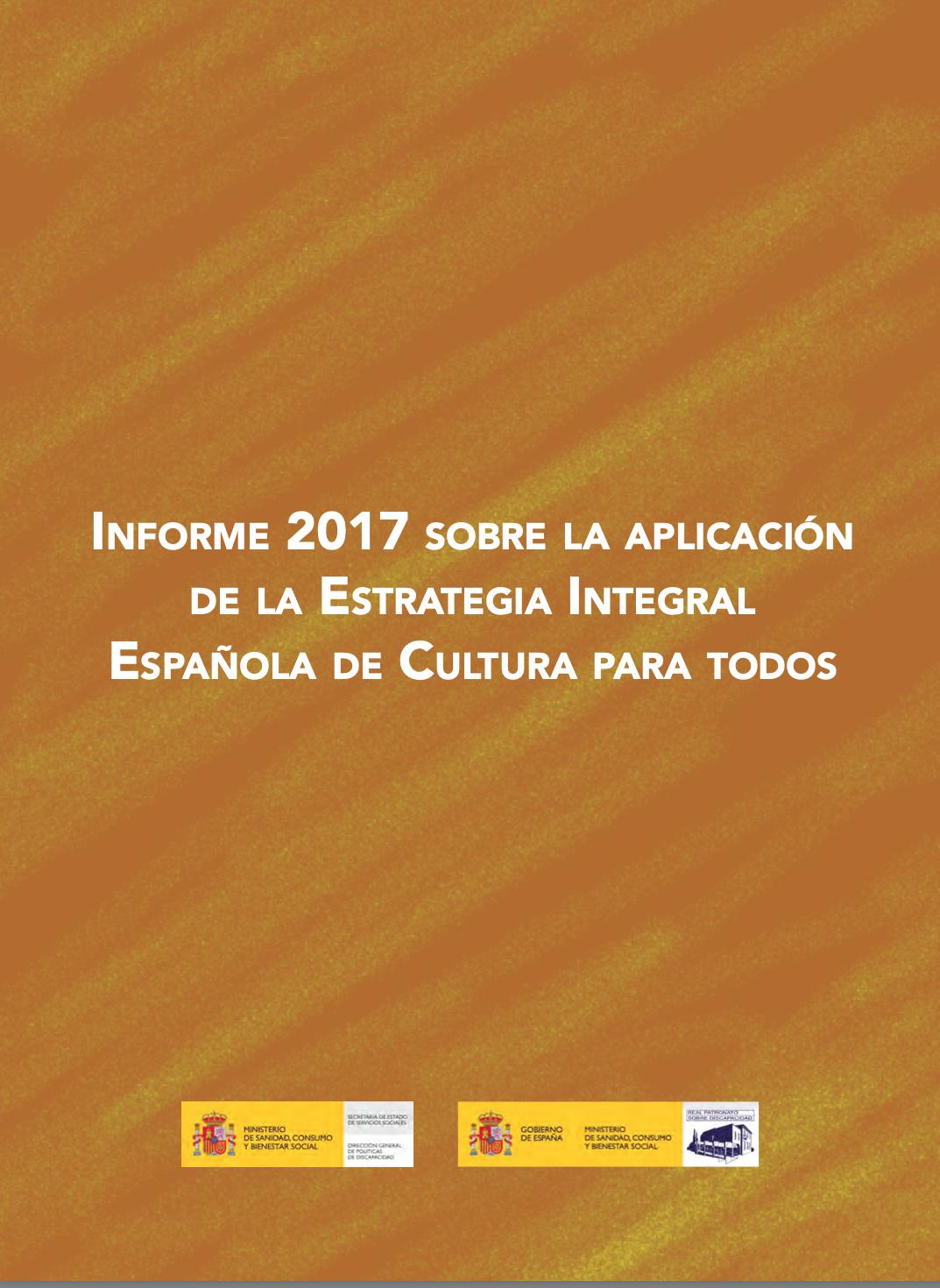 Resultado de imagen de informe 2017 consumo cultura