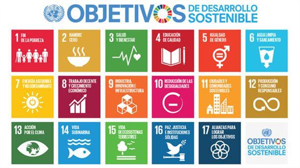 Resultado de imaxes para: objetivos de desarrollo sotenible