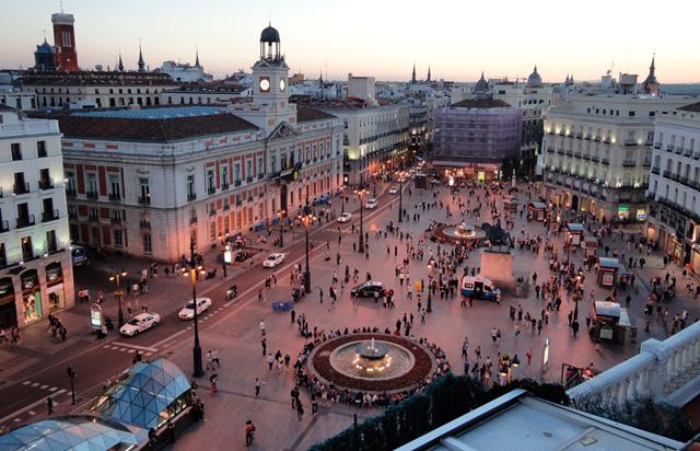 La Puerta del Sol será solo para peatones, según el alcalde de Madrid