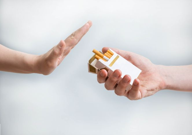 Más fumadores dejaron el tabaco durante el confinamiento
