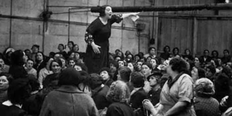 Varias mujeres hacen historia y dan origen al 8 de marzo como Día de la Mujer
