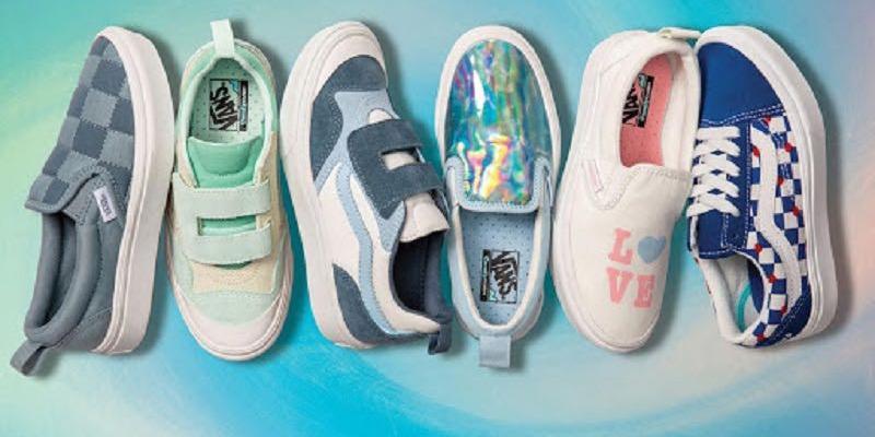 refrigerador Martin Luther King Junior Lógicamente  Así son las zapatillas Vans para niños con autismo