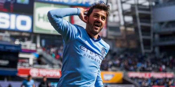 David Villa, acusado por una ex trabajadora del NY City de abuso sexual