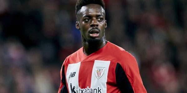 El jugador del Athletic Club, Iñaki Williams ha sufrido insultos racistas en Cornellá