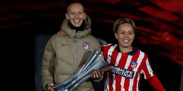 Atlético de Madrid y Athletic Club levantan la Supercopa de España