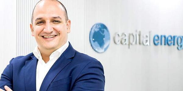 Juan José Sánchez CEO de Capital Energy