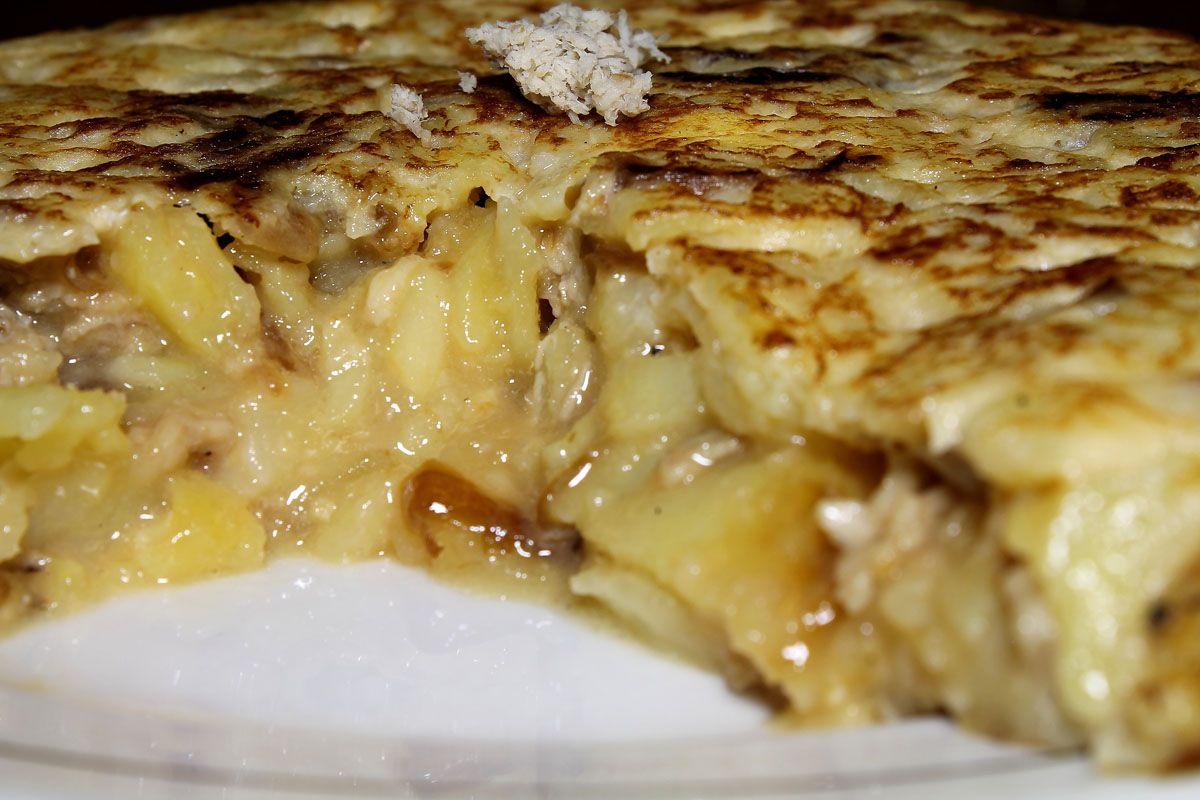 Tortilla Casa Paco
