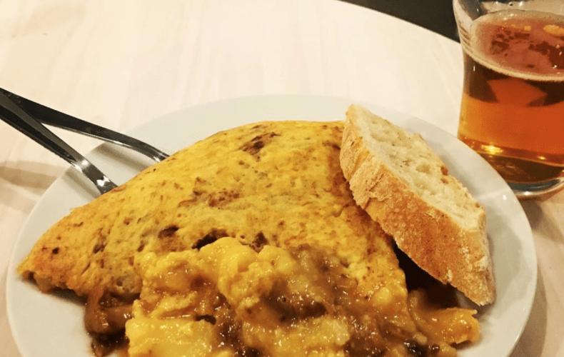 Tortilla El Pez Tortilla