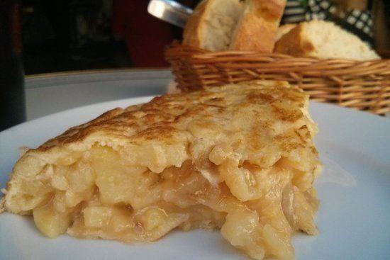 Tortilla La Ardosa